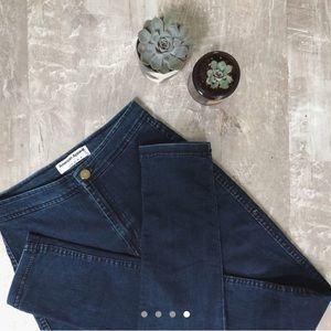 American Apparel easy jeans - high waist jeans